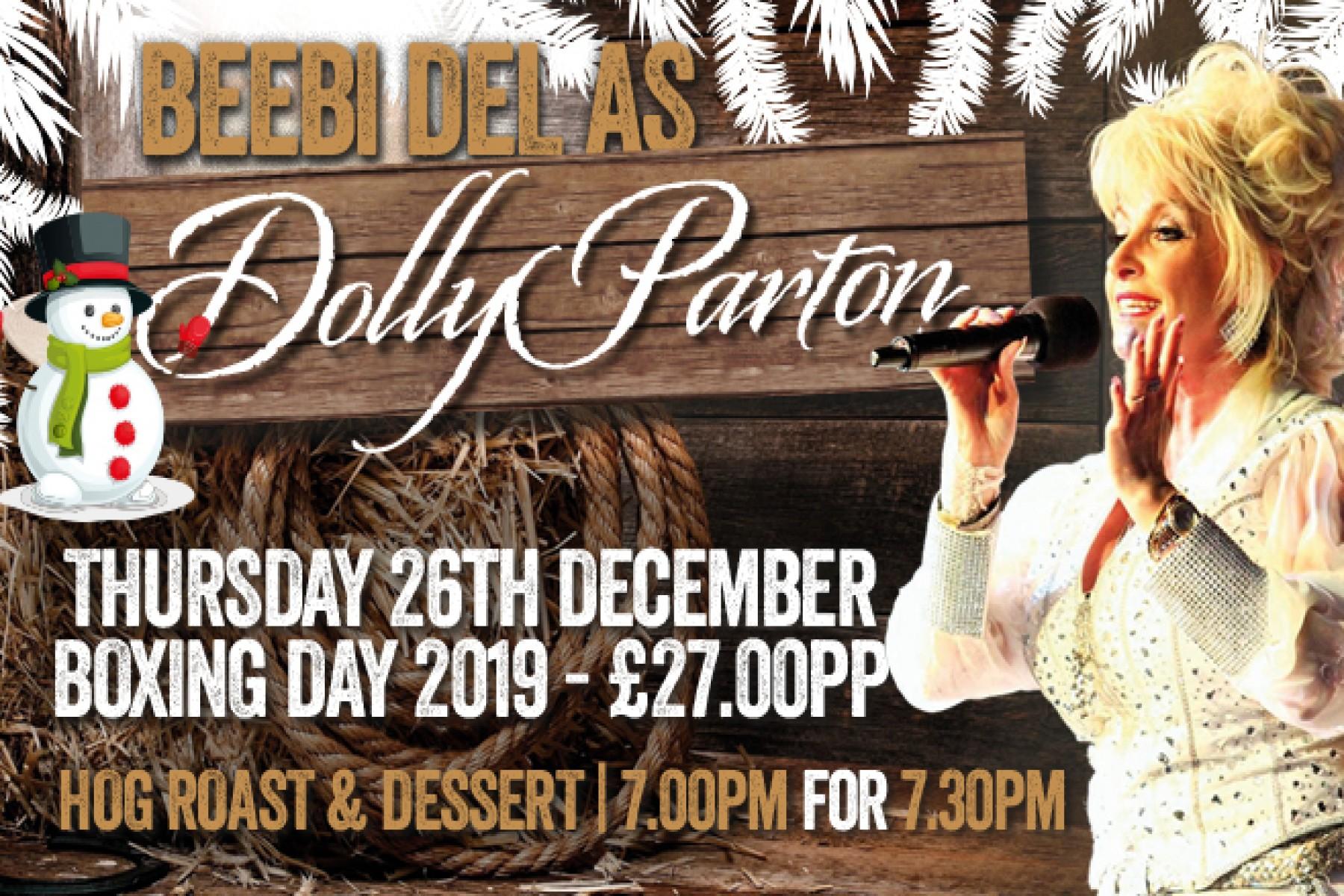 Boxing Day - Dolly Parton (2019)