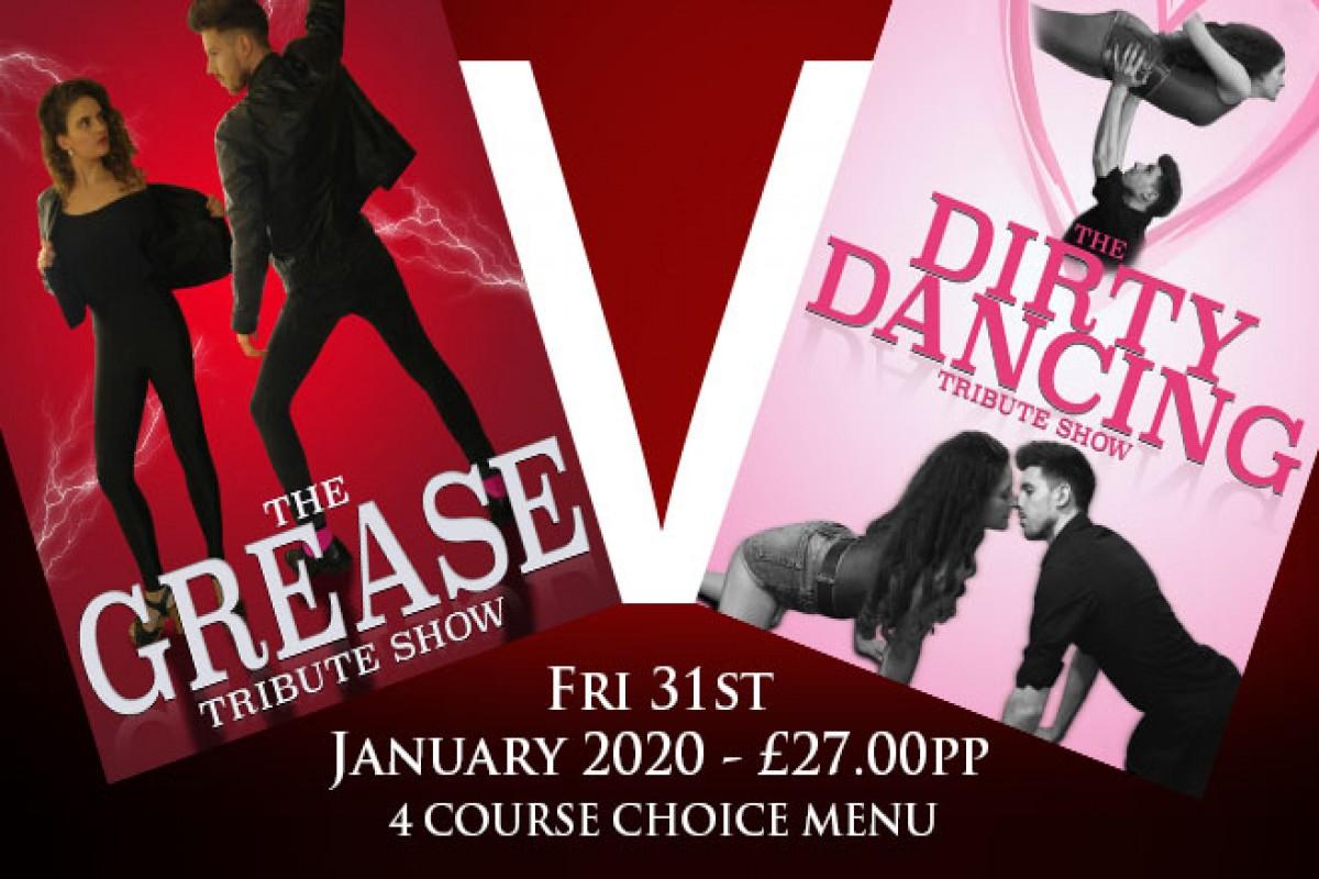 Grease V Dirty Dancing