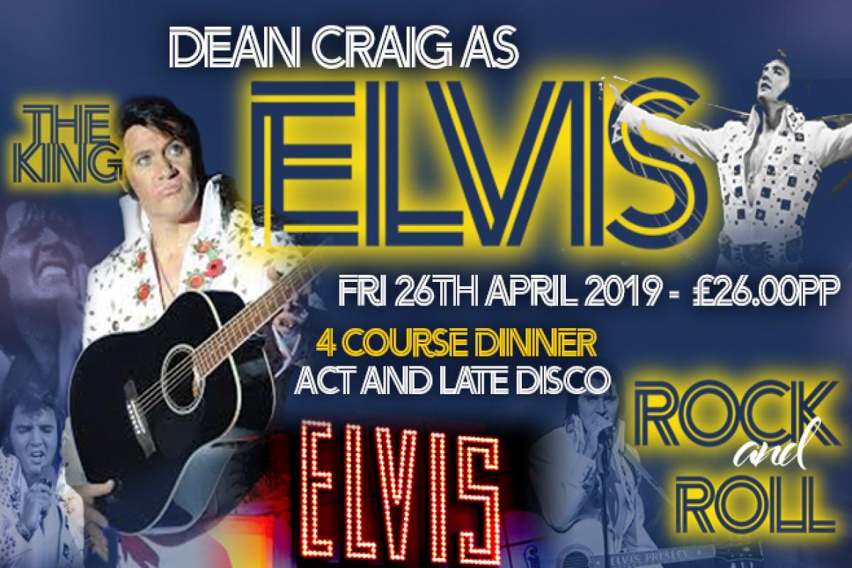 Elvis - Dean Craig