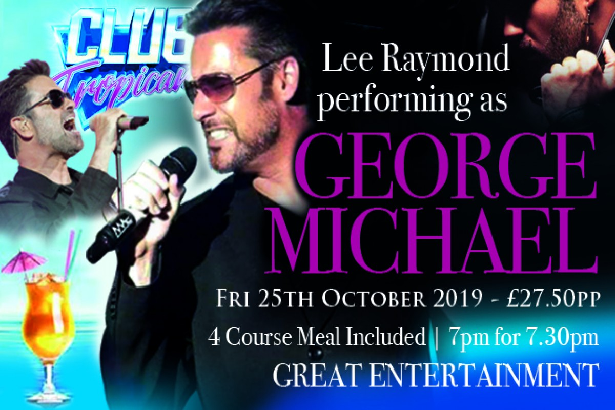 George Michael (25th October 2019)