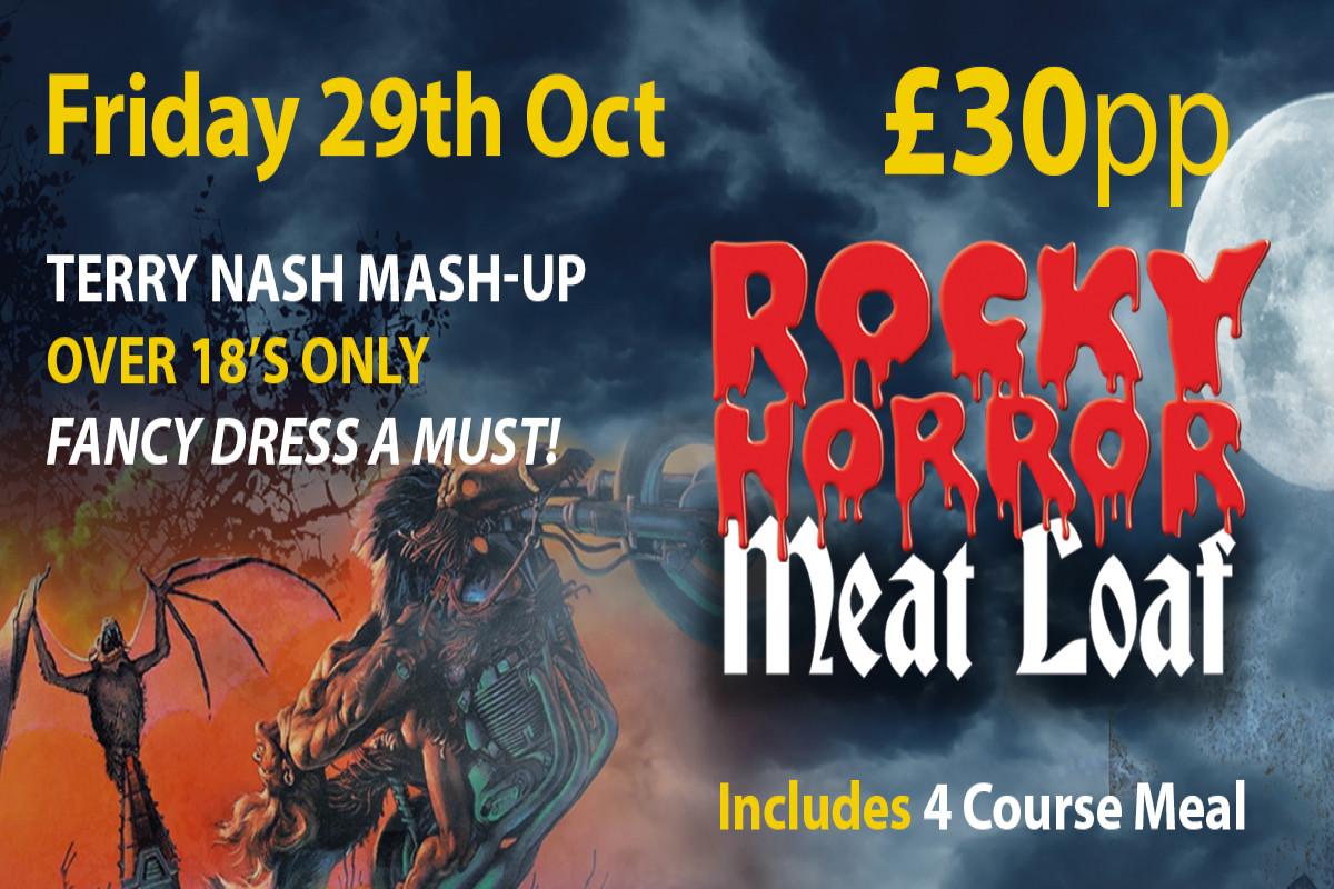 Halloween Rocky Horror & Meatloaf