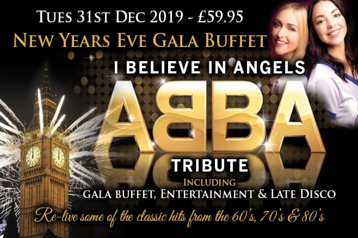New Year's Eve Gala Buffet (2019)