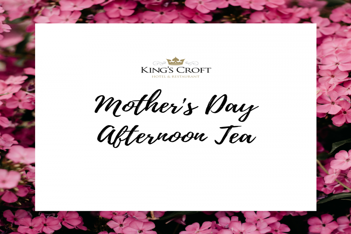 Mother's Day Afternoon Tea (13th March 2021)